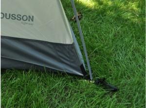 фото Палатка Mousson  Delta 3 Khaki (9182) #4