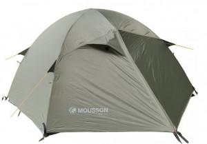 фото Палатка Mousson  Delta 3 Khaki (9182) #2