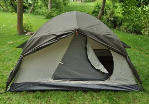 фото Палатка Mousson  Delta 3 Khaki (9182) #3