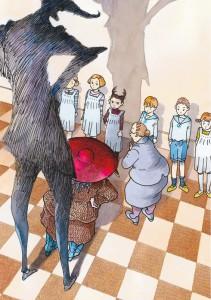 фото страниц Ая и ведьма #8