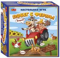Настольная игра Ranok-Creative 'Побег с фермы' (13120044Р)