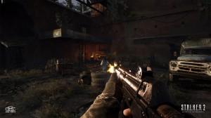 скриншот  S.T.A.L.K.E.R. 2 Ultimate Edition (Steam) - русская / украинская версия #11