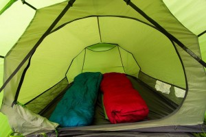 фото Палатка Vango Omega 250 Pamir Green (TENOMEGA P32163) #9