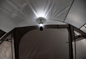 фото Палатка High Peak Meran 5.0 Light Grey/Dark Grey/Green (11808) #4