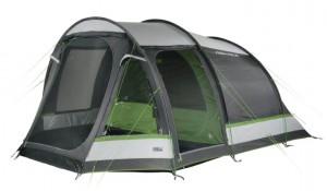 фото Палатка High Peak Meran 5.0 Light Grey/Dark Grey/Green (11808) #3