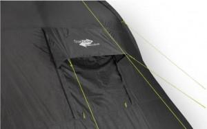 фото Палатка High Peak Meran 5.0 Light Grey/Dark Grey/Green (11808) #8