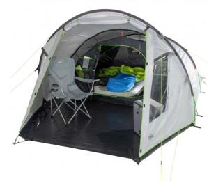 фото Палатка High Peak Sorrent 4.0 Nimbus Grey (10256) #8