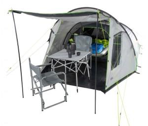 фото Палатка High Peak Sorrent 4.0 Nimbus Grey (10256) #4