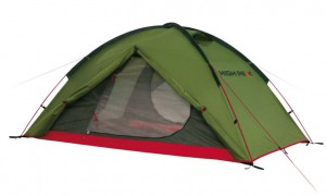 фото Палатка High Peak Woodpecker 3 LW Pesto/Red (10195) #2