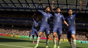 скриншот FIFA 22 PS5 - русская версия #5