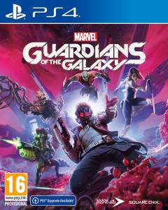 скриншот Marvel's Guardians of the Galaxy - Стражи галактики - PS4 - русская версия #2