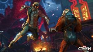 скриншот Marvel's Guardians of the Galaxy - Стражи галактики - PS4 - русская версия #6