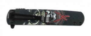 фото Нож складной Ganzo черный самурай (G626-BS) #3