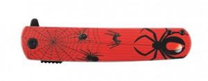 фото Нож складной Ganzo красный (G626-RD) #2