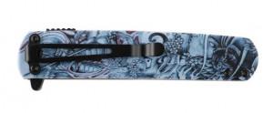 фото Нож складной Ganzo серый самурай (G626-GS) #4