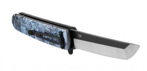 фото Нож складной Ganzo серый самурай (G626-GS) #3