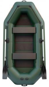 Надувная лодка Kolibri К-300СТ(S) с привальным брусом