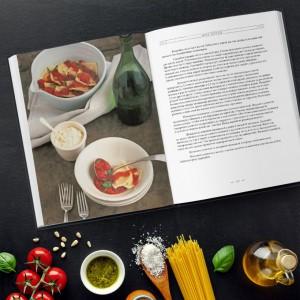 фото страниц The Sopranos Family Cookbook. Кулинарная книга клана Сопрано #9