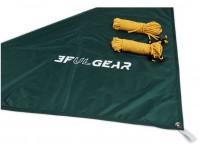Тент 3F Ul Gear 210T Tarp 4x3 зеленый (210T4-3G)