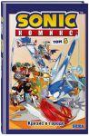 Книга Sonic. Комикс. Том 5. Кризис в городе