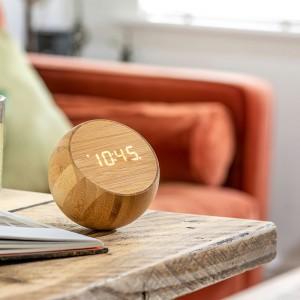 фото Часы Gingko 'Tumbler Click Clock' (G011BO) #7