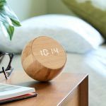 фото Часы Gingko 'Tumbler Click Clock' (G011BO) #5