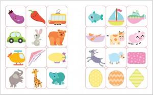 фото страниц Малышарики. Логика с наклейками. Набор из 4 книг #8