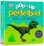 Книга Pop-Up Peekaboo! Baby Dinosaur