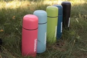 фото Термос Primus Vacuum bottle 0.75 L Ox Red (47892) #3