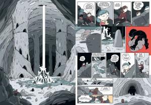 фото страниц Гільда і кам'яний ліс #4
