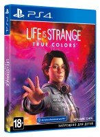 игра Life is Strange: True Colors PS4 - русская версия
