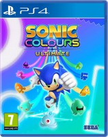 игра Sonic Colours: Ultimate PS4 - русская версия