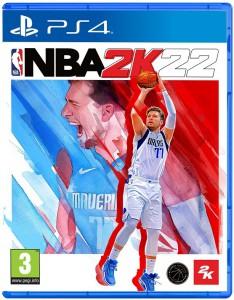 игра NBA 2K22 PS4