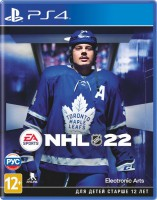 игра NHL 22 PS4 - русская версия