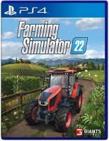 игра Farming Simulator 22 PS4 - Русская версия