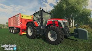 скриншот Farming Simulator 22 PS4 - Русская версия #2
