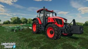 скриншот Farming Simulator 22 PS4 - Русская версия #5