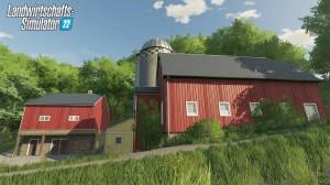 скриншот Farming Simulator 22 PS4 - Русская версия #4