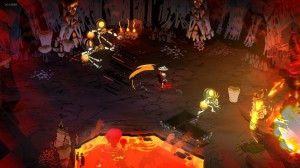 скриншот Hades PS4 - русская версия #3