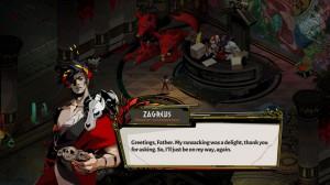 скриншот Hades PS4 - русская версия #7