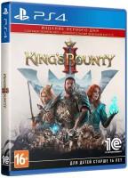 игра King's Bounty 2 Издание первого дня PS4 - русская версия