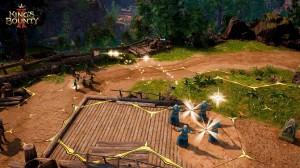 скриншот King's Bounty 2 Издание первого дня PS4 - русская версия #4
