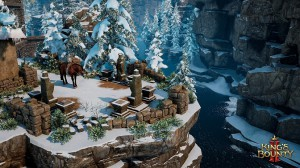 скриншот King's Bounty 2 Издание первого дня PS4 - русская версия #3