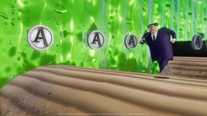скриншот The Addams Family: Mansion Mayhem PS4 - русская версия #2