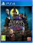 игра The Addams Family: Mansion Mayhem PS4 - русская версия
