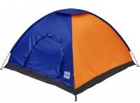 Палатка Skif Outdoor Adventure I, 200x200 cm (3-х местная), ц:orange-blue (3890086)