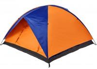 Палатка Skif Outdoor Adventure II, 200x200 cm (3-х местная), ц:orange-blue (3890088)