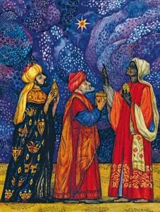 фото страниц Велика різдвяна книжка #8