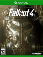 игра Fallout 4 Xbox One - русская версия
