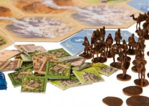 фото Настольная игра Hobby World 'Колонизаторы. Купцы и Варвары' (181901) #4